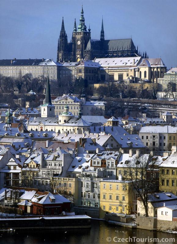チェコ】芸術的なこの街そのものが世界遺産